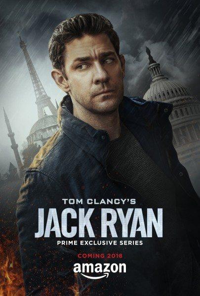 Jack Ryan coming soon